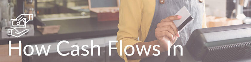 How cash flows in