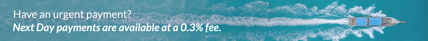nextday banner for education drip