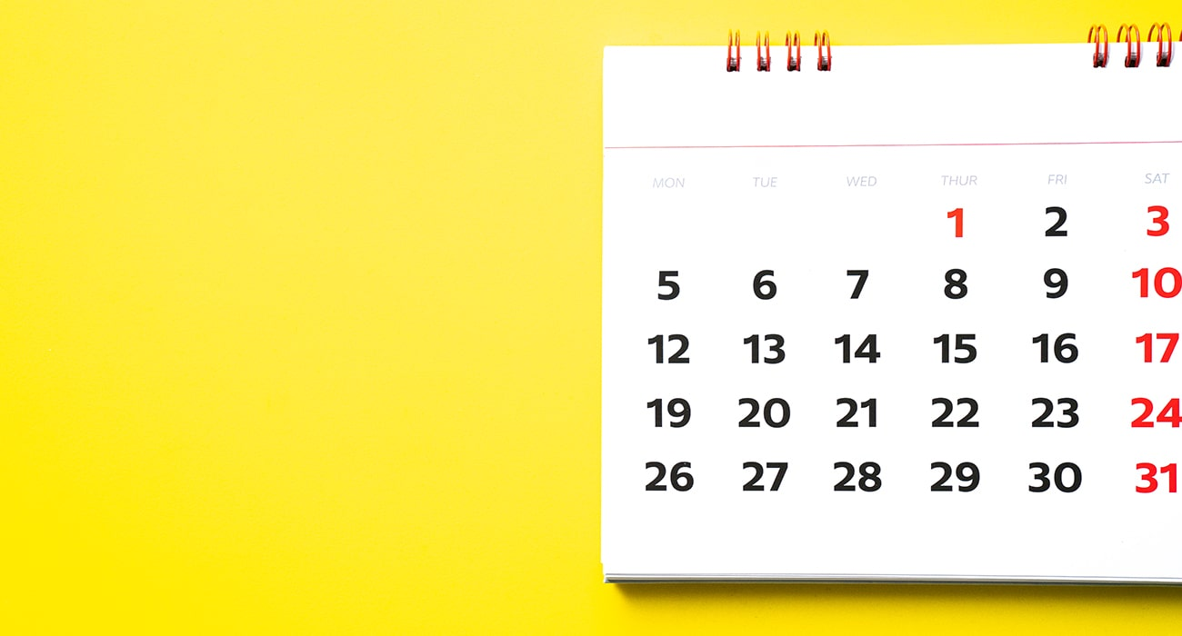 The important dates remaining for your e-commerce business in 2018
