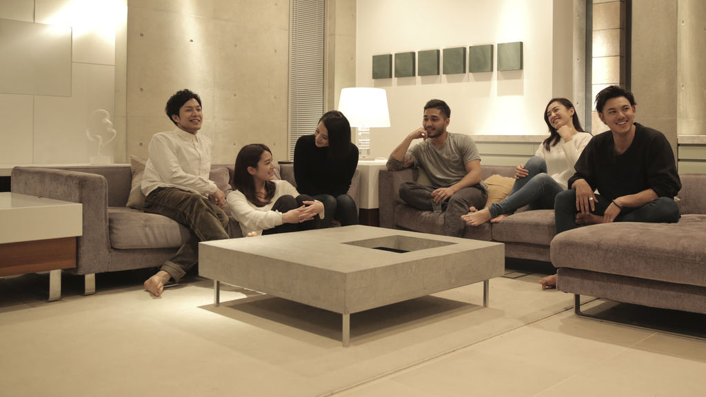 How We Turned Terrace House into a Class on Relationships