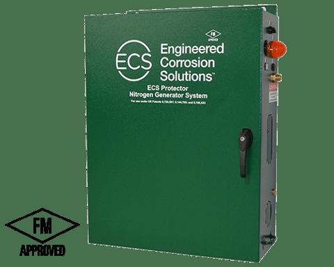 Engineered Corrosion Solutions Nitrogen Generator