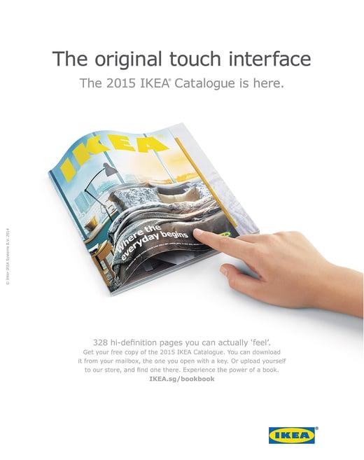 Case Study: The 2015 IKEA Catalog