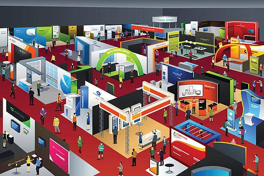 How to Design Effective Trade Show Graphics