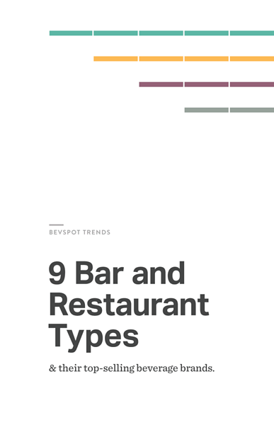 9 Restaurant Types and Their Top-Selling Brands