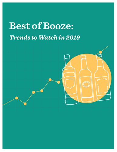 Best of Booze: Trends to Watch in 2019