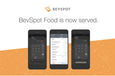 Press Release: BevSpot Expands to Food Program Management Software