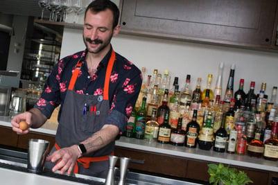 Crafting Cocktails: Ryan Lotz & Jenna Rycroft's Tropical Contact High