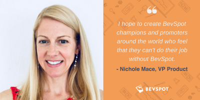 A Conversation with BevSpot's New VP of Product: Nichole Mace