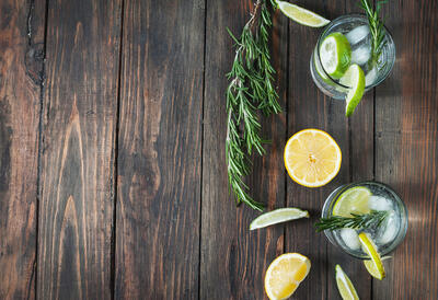 How to Use Herbs in Your Cocktails (and Save Money Doing It)