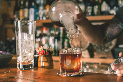 4 Easy Steps to Keep Your Bar Menu Profitable