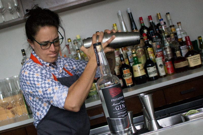 Crafting Cocktails: Jenna Rycroft's 'I'iwi Bird