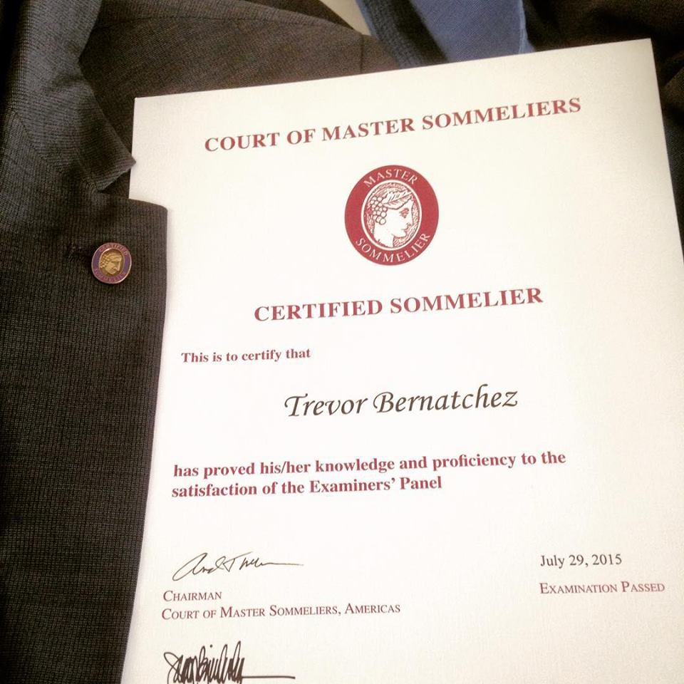 The Wayward Somm: Certifiable Part 2 - Exam Day