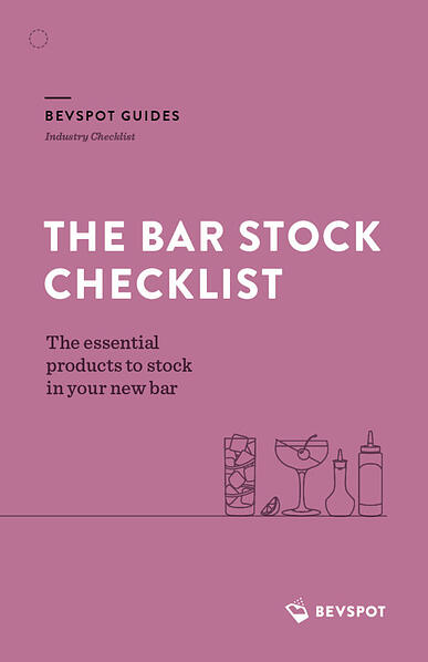 The Bar Stock Checklist