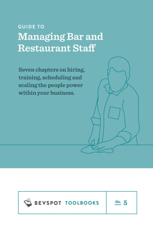 Managing Bar and Restaurant Staff