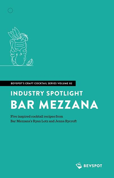 Volume 2 Recipe Book: Bar Mezzana