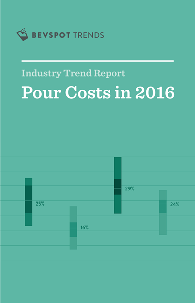 Industry Trend Report—Pour Costs in 2016