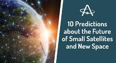 Predictions about the Future of Small Satellites and New Space