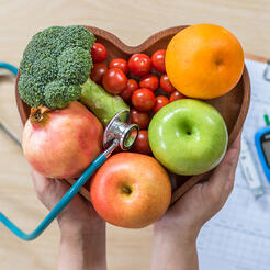 Nutrition Advice from a Registered Dietitian Nutritionist