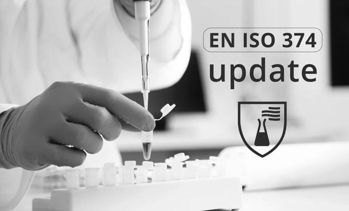 EN ISO 374 updates