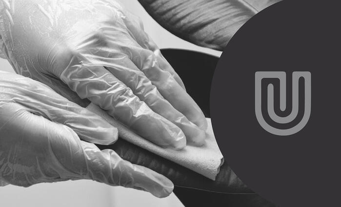 Nitrile Gloves for Cleaning