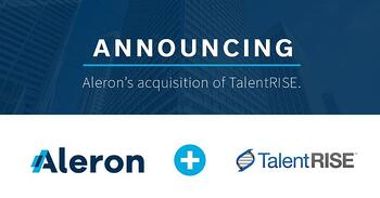 Aleron Enhances Service Offerings with TalentRISE Acquisition