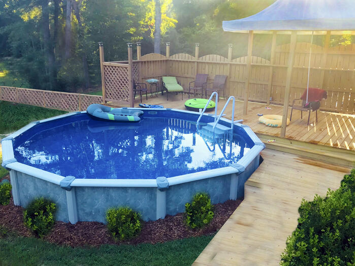 How to Purchase Your Above Ground or Semi-Inground Swimming Pool