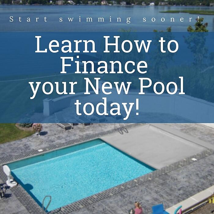 Financing and Payment Plan Options for Inground and Above Ground Pools