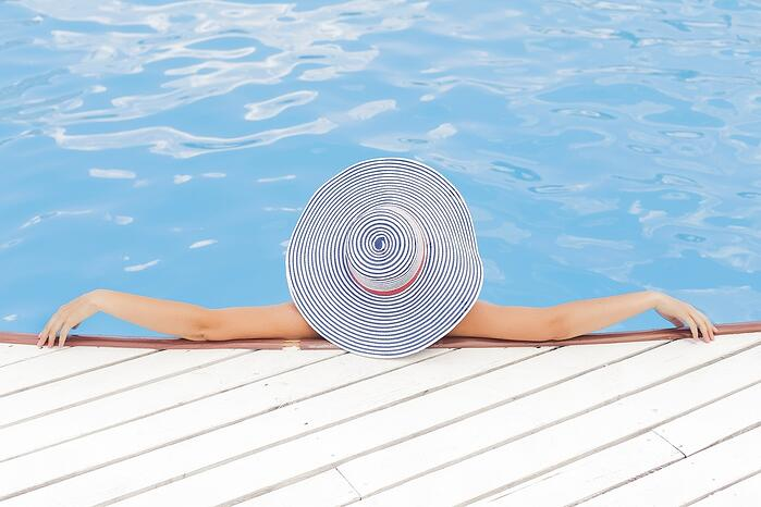 How to Heat a Swimming Pool (Without a Heater)!