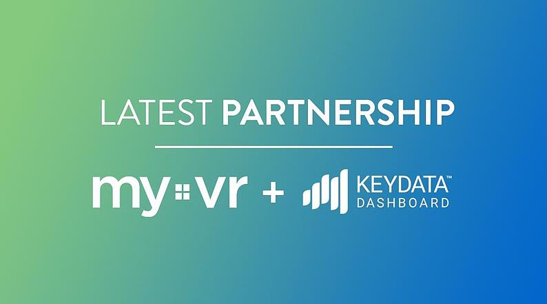 MyVR Property Management Software Partners With Key Data