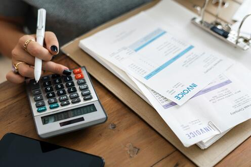 Accounting and Finances