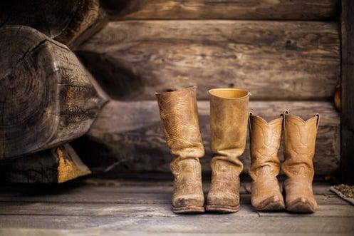 OHUG Cowboy Boots