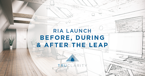 RIA Launch: Before, During and After the Leap