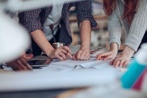 build a brand identity