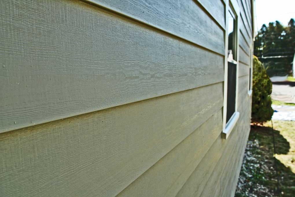 Composite Clapboard Siding : Composite siding everlast in massachusetts new england