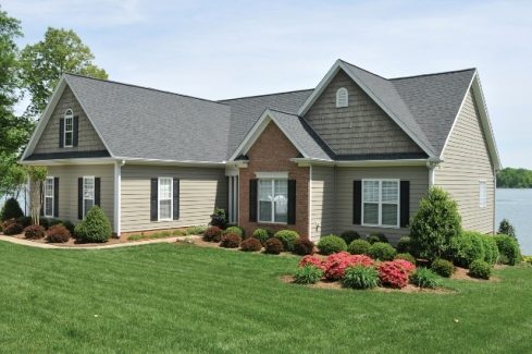 Composite siding blog siding types for Synthetic wood siding