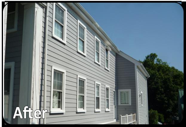 Composite Clapboard Siding : Composite siding everlast photos