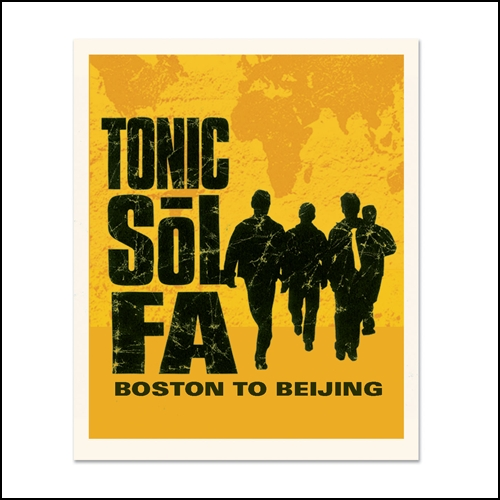 Tonic Sol-fa Boston to Beijing