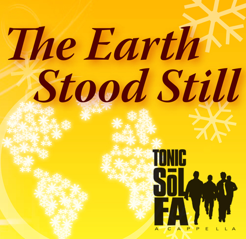Tonic Sol-fa The Earth Stood Still