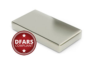 DFARS Compliant Neodymium Iron Boron Now Available at EEC
