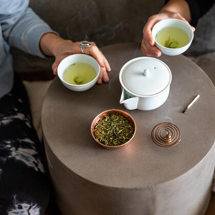 Steeping The Perfect Cup of Tea: 4 Lessons For Life