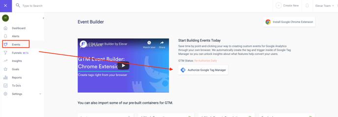 Event Builder