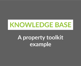 A Property Toolkit Example