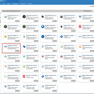 vRealize Automation 7.3 – Configuring SovLabs Custom Naming Module