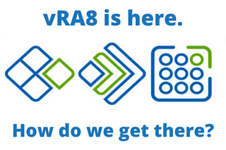vRA8 is here
