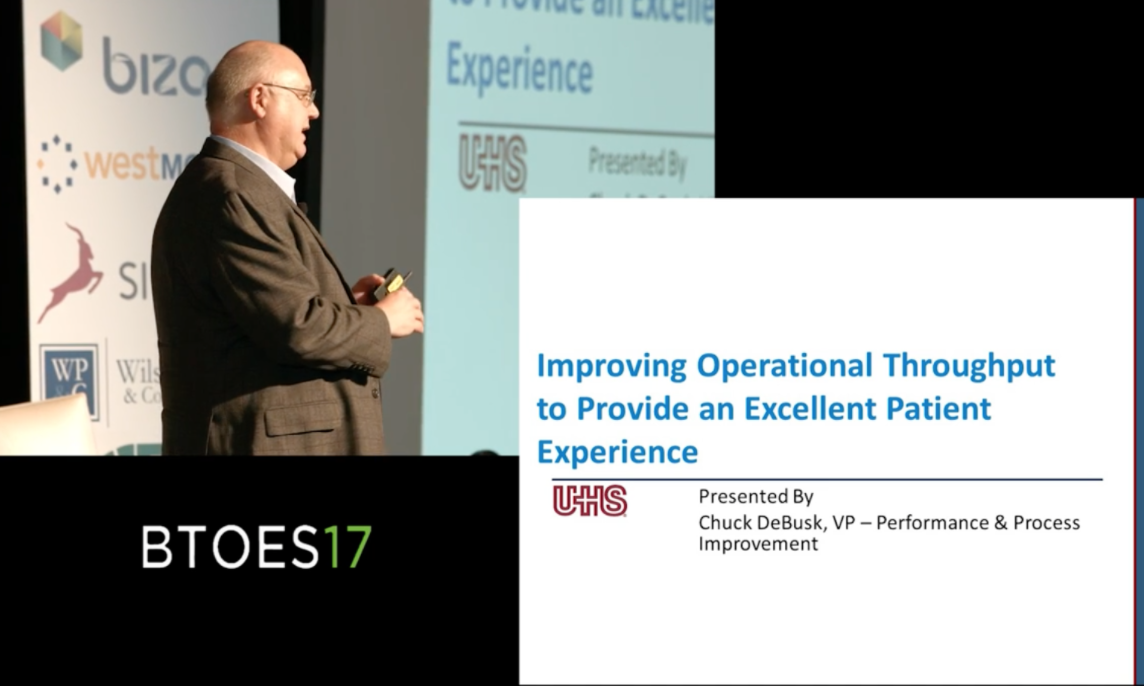 Improving the Patient Experience