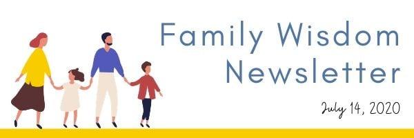 July Newsletter Headers