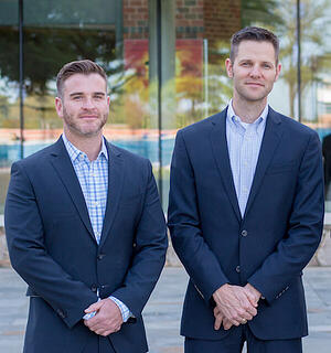 Co-founders of ProActive Response Group