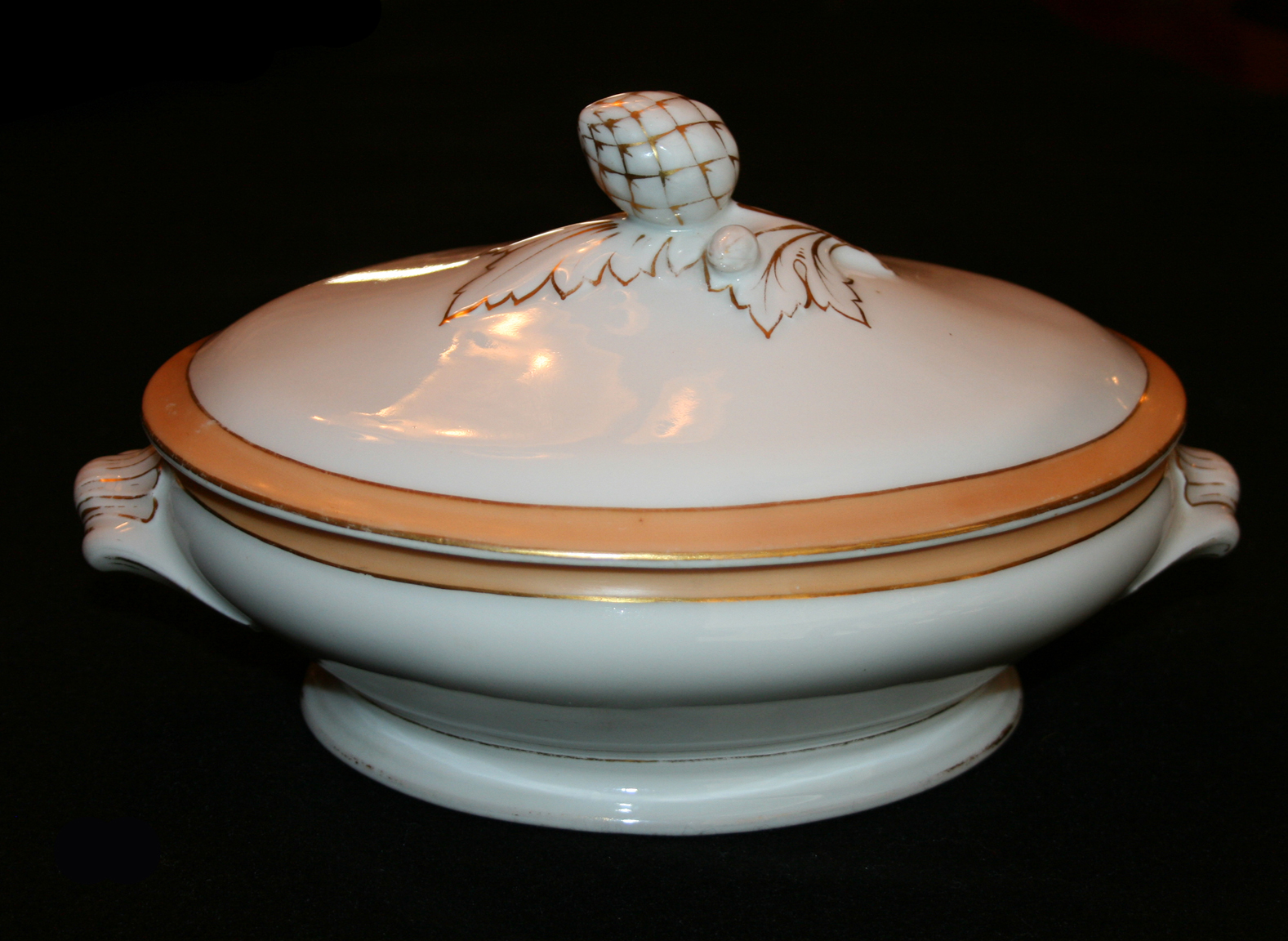 Abraham lincoln white house china