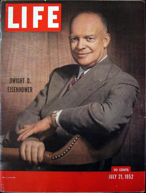 eisenhower life magazine|life magazine|ike's rolex|eisenhower rolex|presidential rolex|raleigh degeer amyx|the raleigh degeer amyx collection|the american heritage collection|