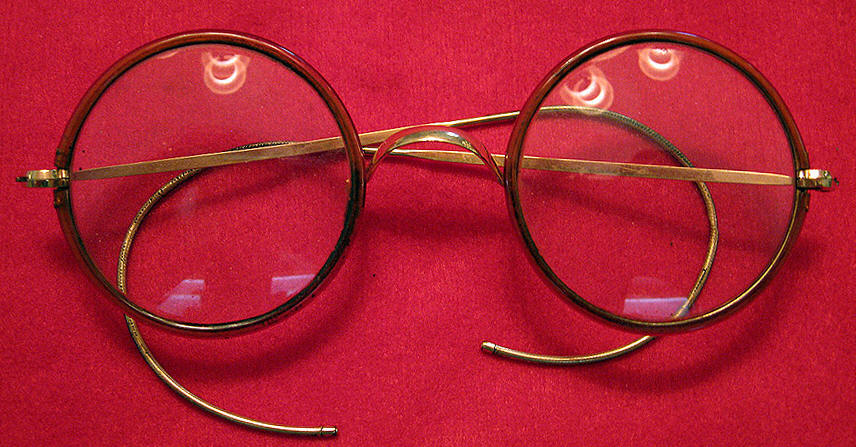 harry truman glasses